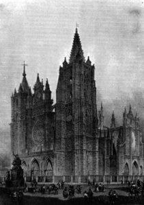 Catedral-leon-1850