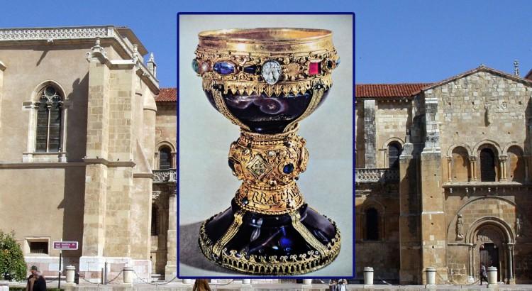el santo grial esta en León