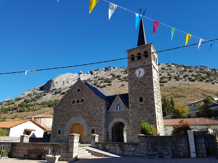 ciñera-iglesia