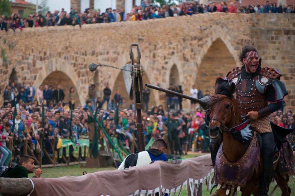 justas-medievales