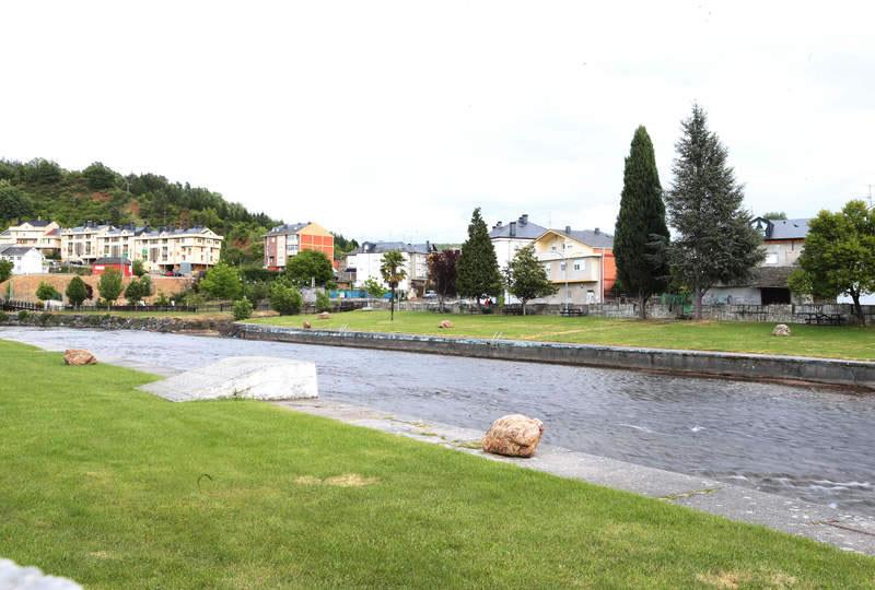 Las mejores playas y piscinas fluviales de León
